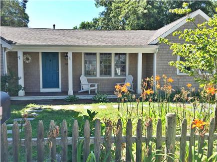 Falmouth Cape Cod vacation rental - A quiet get-away three houses from Great Pond beach