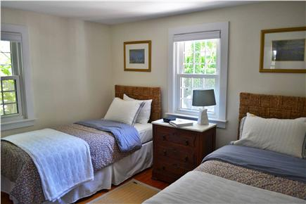 Falmouth Cape Cod vacation rental - Bedroom with twin beds