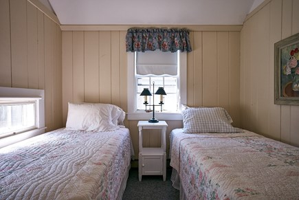 West Harwich Cape Cod vacation rental - 3rd bedroom in separate wing of house near kitchen and 2nd bath.