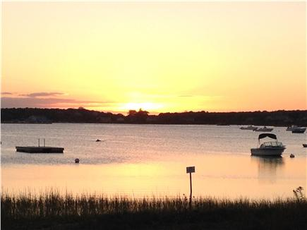 East Dennis Cape Cod vacation rental - End of a perfect summer day at the Cape