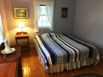 East Dennis Cape Cod vacation rental - Downstairs bedroom 2 with queen bed