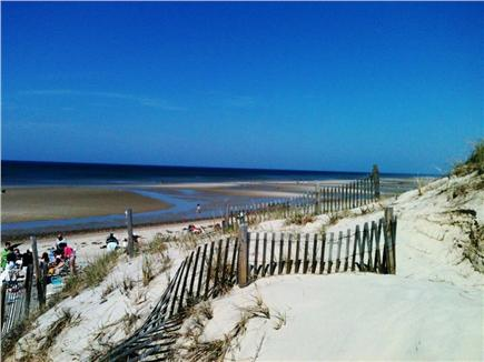 East Dennis Cape Cod vacation rental - Sea Street Beach - unspoiled spot with great swimming (2.3 miles)