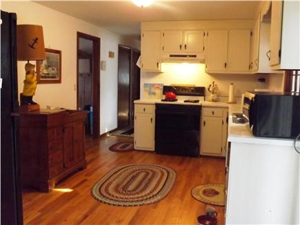 East Dennis Cape Cod vacation rental - Fully-equipped kitchen w/ hardwood floor & all appliances