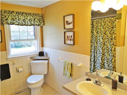 East Harwich Cape Cod vacation rental - Bathrooms are clean, modern