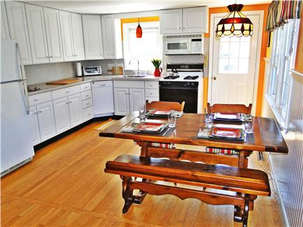 East Harwich Cape Cod vacation rental - Brand new kitchen, bright and clean