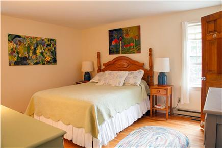 Brewster Cape Cod vacation rental - Queen size bed in master bedroom