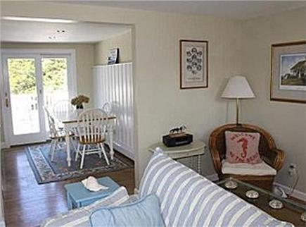 Brewster Cape Cod vacation rental - Main living room