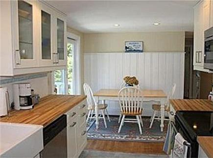 Brewster Cape Cod vacation rental - Kitchen with new appliances
