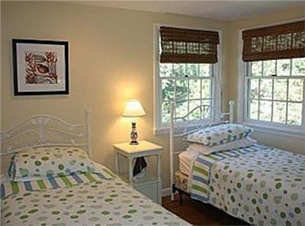 Brewster Cape Cod vacation rental - Upstairs bedroom, 2 twin beds...great for kids