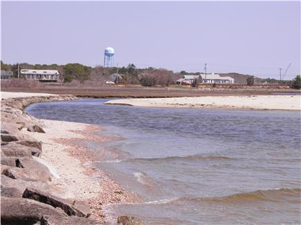 West Dennis Cape Cod vacation rental - Swan River @ South Village Beach - Kayak and sail boat drop