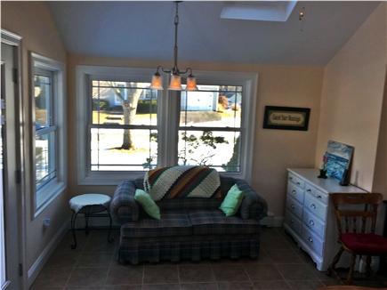 West Dennis Cape Cod vacation rental - Kitchen Seating