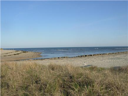 West Dennis Cape Cod vacation rental - Swan River Mouth Private Beach area