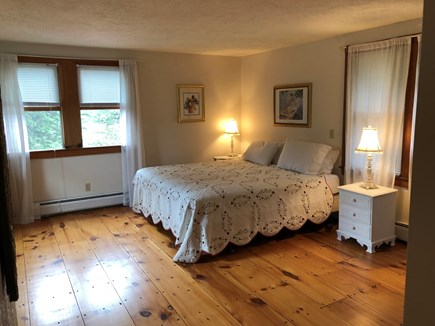 Brewster Cape Cod vacation rental - King size bed