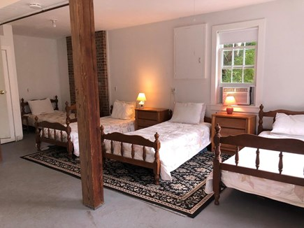 Brewster Cape Cod vacation rental - Cottage bunk room