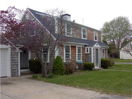 Hyannis Cape Cod vacation rental - Front view of 4 bedroom home