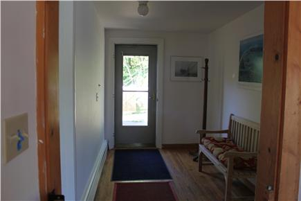 South Orleans Cape Cod vacation rental - Front Hallway
