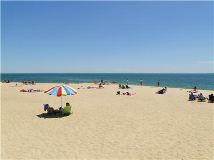 Falmouth  Cape Cod vacation rental - Falmouth Heights Beach looking over Nantucket Sound