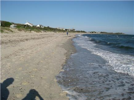 west hyannisport Cape Cod vacation rental - Private Section of Craigville Beach