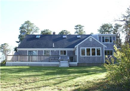 East Sandwich Cape Cod vacation rental - Contemporary home in a natural setting.