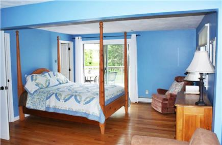 East Sandwich Cape Cod vacation rental - Master Bedroom with Queen.