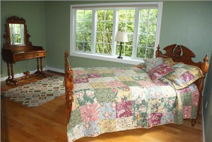 East Sandwich Cape Cod vacation rental - Bedroom with Queen.