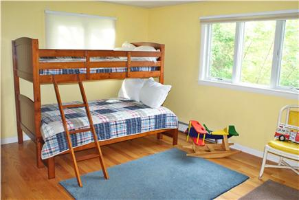 East Sandwich Cape Cod vacation rental - Bedroom with Bunkbed