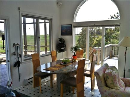 Wellfleet Cape Cod vacation rental - Dining area