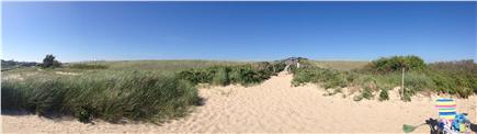 Sandwich Cape Cod vacation rental - Town Neck Beach from board walk