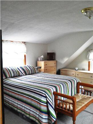Sandwich Cape Cod vacation rental - Upstairs bedroom,  queen bed, loads of dresser space, 2 skylights