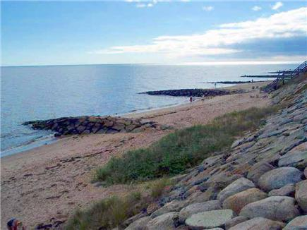 Dennisport Cape Cod vacation rental - Sea Street Beach ONLY 2/10th of a mile away
