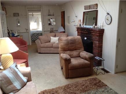 Dennisport Cape Cod vacation rental - Large living room