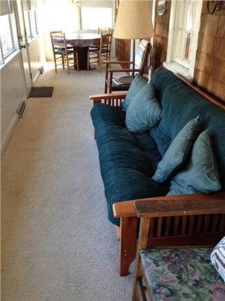 Dennisport Cape Cod vacation rental - Wrap-around porch