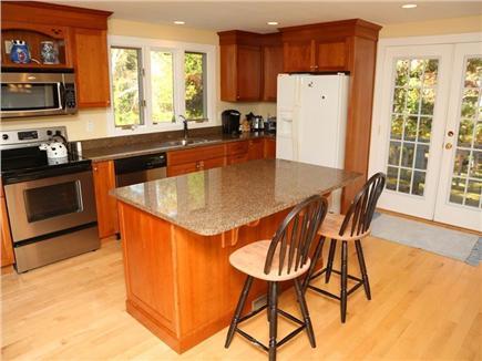 Cotuit Cotuit vacation rental - Great new kitchen