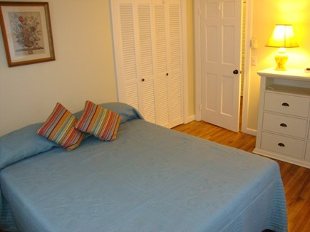 Brewster Cape Cod vacation rental - Another view of queen bedroom #1
