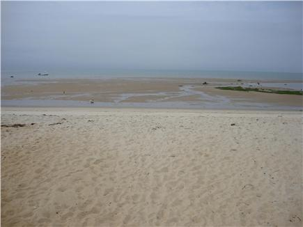 Brewster Cape Cod vacation rental - Breakwater beach
