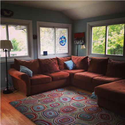 Eastham Cape Cod vacation rental - Spacious living room