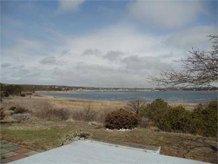 Wellfleet Cape Cod vacation rental - View from deck