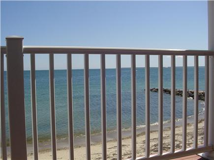 Falmouth Cape Cod vacation rental - View can't get any better from your deck!!