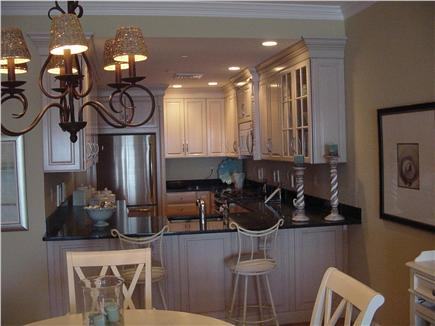 Falmouth Cape Cod vacation rental - Gourmet kitchen with granite counters and stainless applicances
