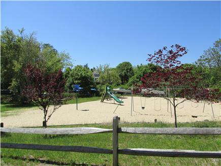Bourne, Buzzards Bay Cape Cod vacation rental - Walk to the private community playground