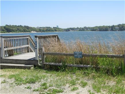 Bourne, Buzzards Bay Cape Cod vacation rental - Walk to the private neighborhood beach