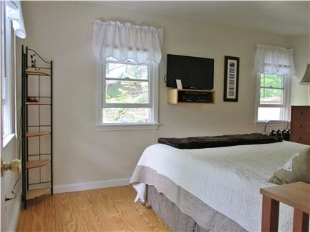 Bourne, Buzzards Bay Cape Cod vacation rental - Upstairs master with queen size bed