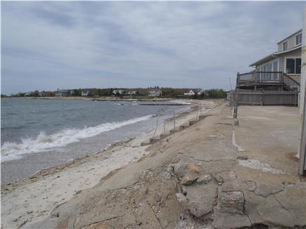 Falmouth Cape Cod vacation rental - New Silver Beach just 200' away - very sandy & shallow