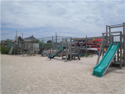 Falmouth Cape Cod vacation rental - Playground near ther beach