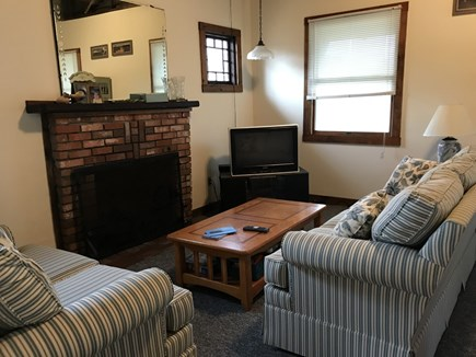Falmouth Cape Cod vacation rental - Living room area