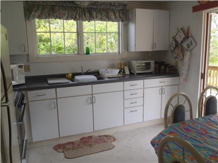 Falmouth Cape Cod vacation rental - Other view of kitchen