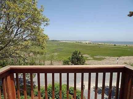 Chatham Cape Cod vacation rental - View from 2nd Floor Deck