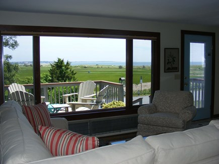 Chatham Cape Cod vacation rental - View from the Living Room