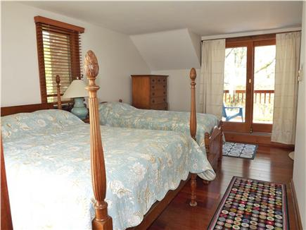 Chatham Cape Cod vacation rental - 2nd floor with one twin and one full (beautiful views)