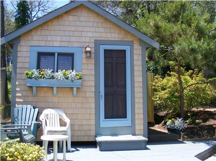 Chatham Cape Cod vacation rental - Studio with queen futon, full bathroom and kitchenette